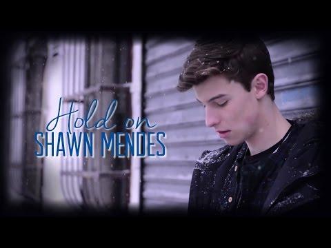 Hold On - Shawn Mendes (Lyrics Video)