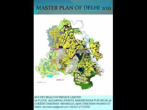 mpd 2021- master plan of delhi 2021