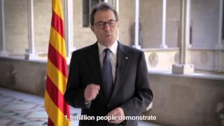 Artur Mas i Gavarró, President of Catalonia