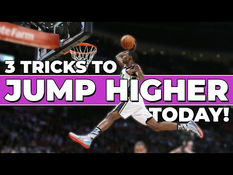 How to Jump Higher INSTANTLY Before Any Game! 🚀