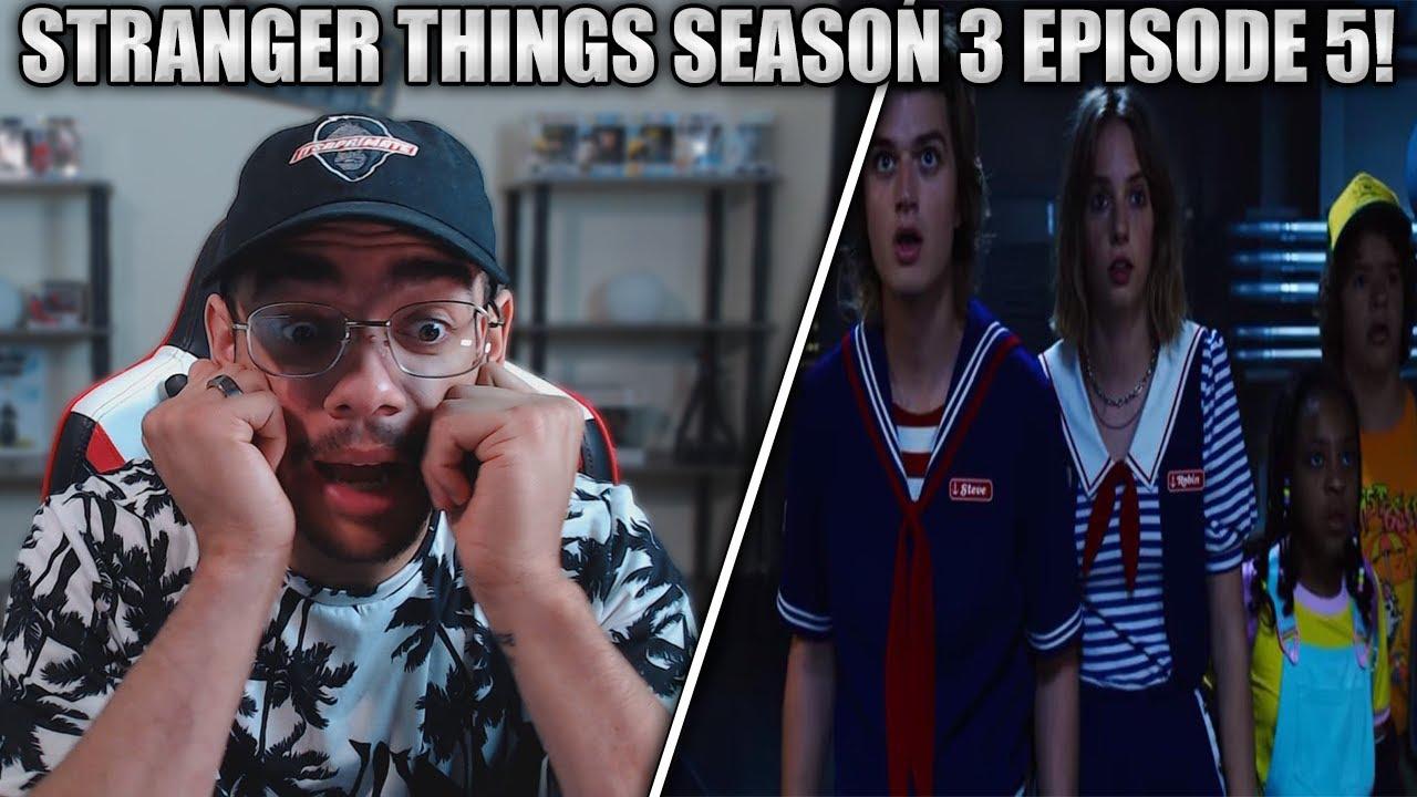 Download Stranger Things Season 3 Episode 5 Reaction! - The Flayed