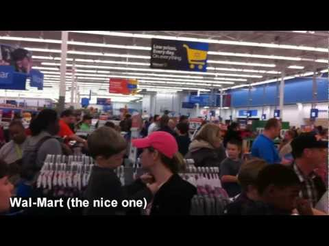 Clarksville, Tennessee Black Friday Lines 2011