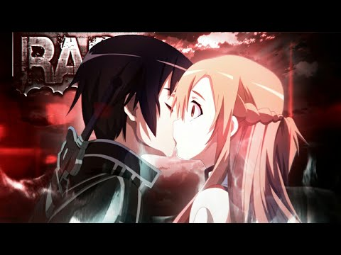 Rap do Kirito | De Kirito para Asuna | Hakai GZ Ft. Felícia Rock
