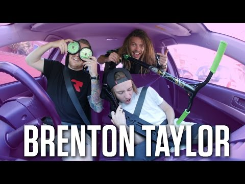 CARPOOL CUSTOMS EP.1 | BRENTON TAYLOR