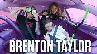 CARPOOL CUSTOMS EP.1   BRENTON TAYLOR