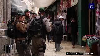 الاحتلال يتجاهل طلب الرئيس الفلسطيني إجراء الانتخابات في القدس - (29/12/2019)