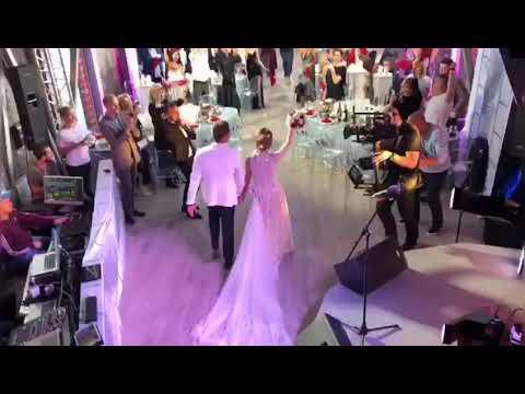 Свадебный банкет Лёши Купина и Майи Донцовой