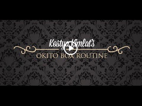 Kostya Kimlat's Okito Box Routine
