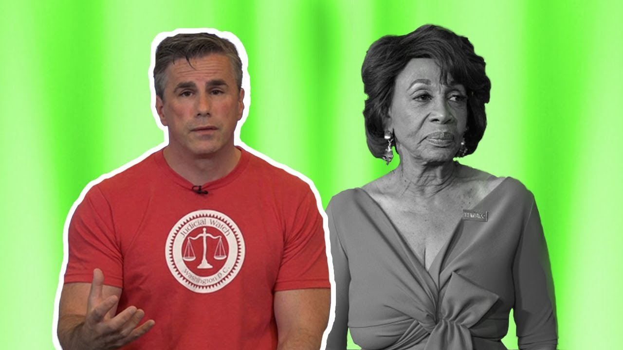 JW: House of Representatives Should Act on Maxine Waters ...