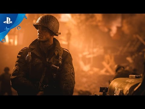 Thumbnail: Call of Duty: WWII - Reveal Trailer | PS4