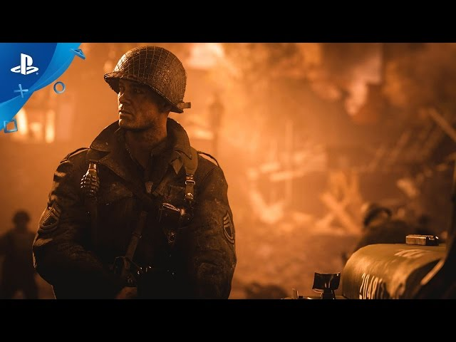 Call of Duty: WWII - Reveal Trailer | PS4