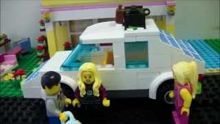 Lego Мультфільм Місто Х йде у Відпустку