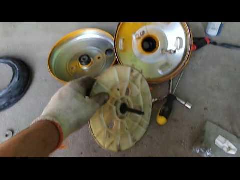 Как разобрать Вакуумный усилитель тормозов Ваз-2110