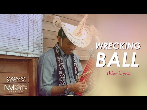 Wrecking Ball by Indonesia Instrument, Sasando - Natalino Mella