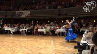 Final Quickstep | 2015 PD World 10D | DanceSport Total