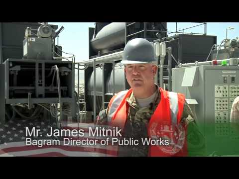 A Greener Perspective in Afghanistan: Bagram's Waste Management Complex