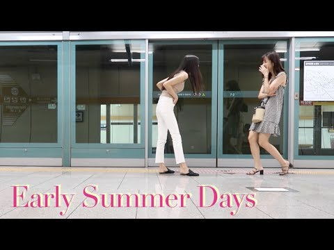 Early Summer Days in Seoul: It's so hot 🙃 thumbnail