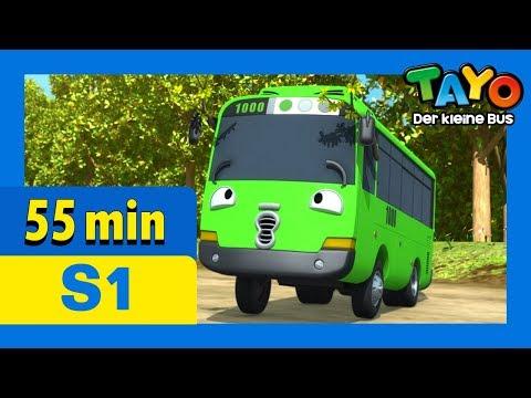 Tayo Der Kleine Bus Spielzeit 1 Zusammenstellung l Folge 6-10