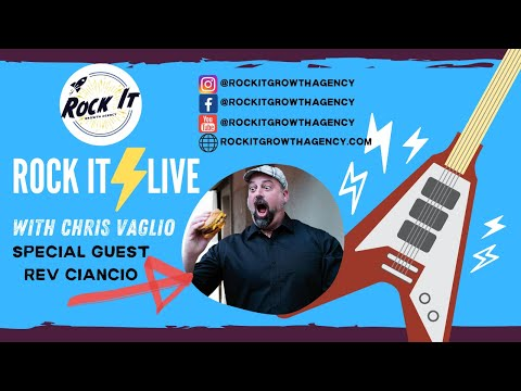 ROCK IT LIVE | REV Ciancio | Restaurant & Bar Branding Expert