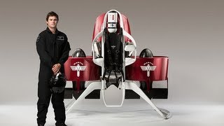 Jetpacks, the future of Urgent Express Freight ?