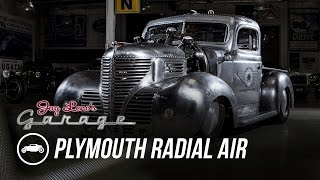 1939 Plymouth Radial Air - Jay Leno