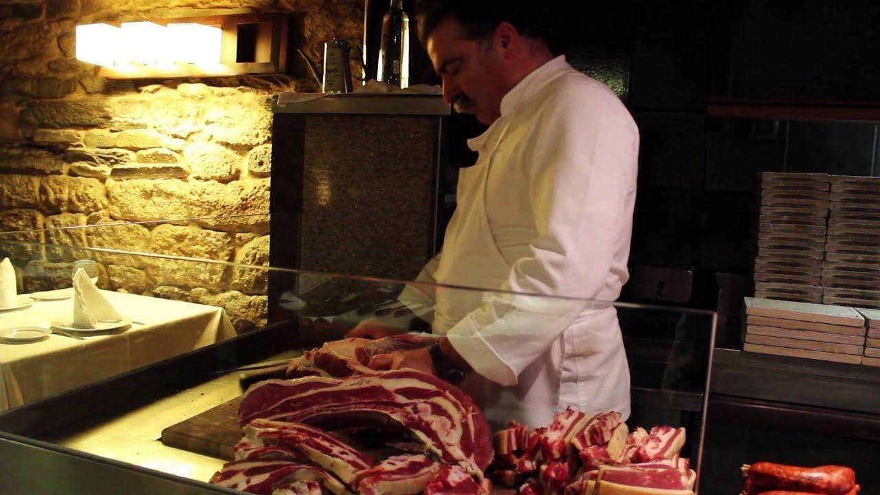 Restaurante Hotel Roma. Sarria