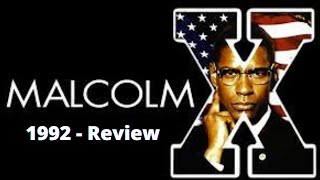 Finishing of black history month with a bang denzel's washington best performance malcolm x 1992 tribute to the controversial activist and leade...