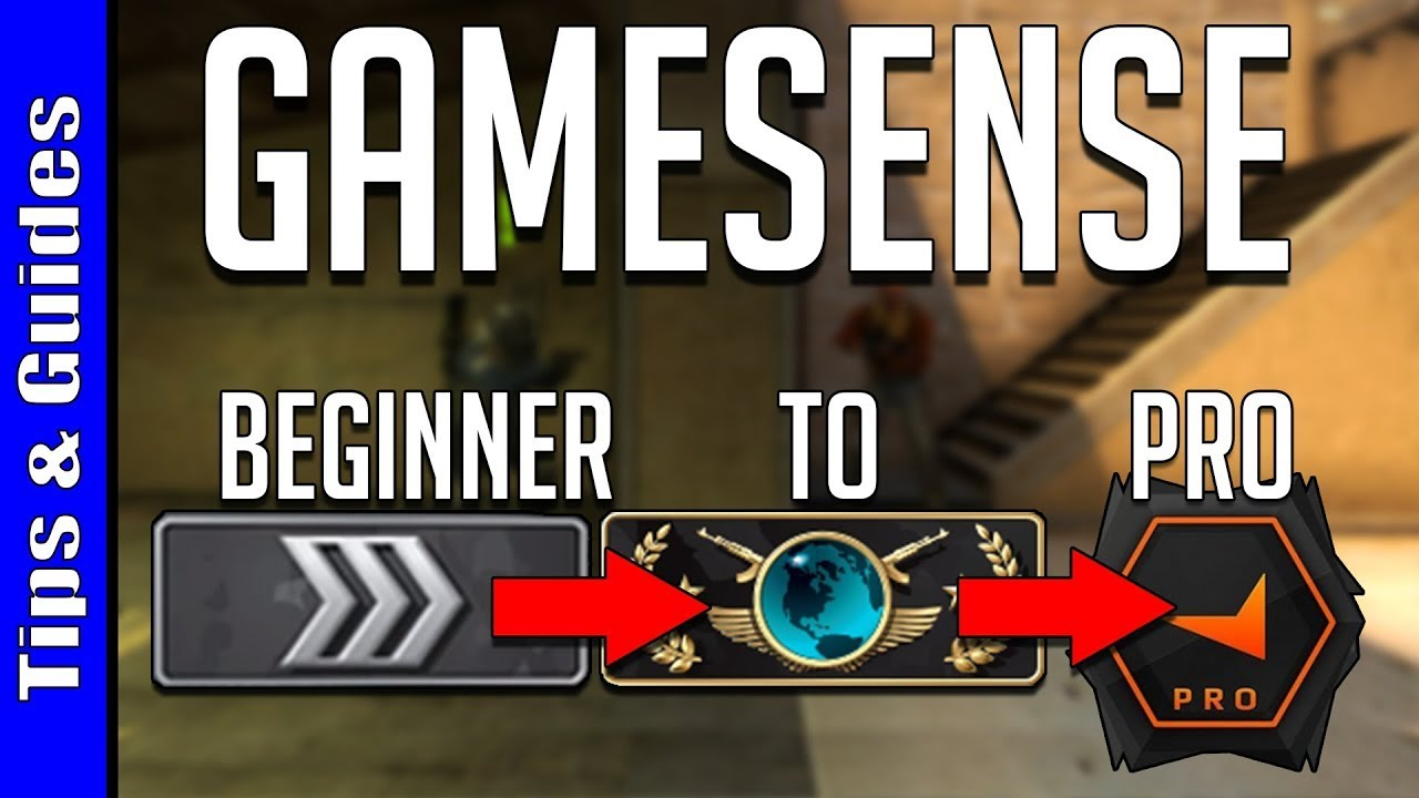 4 Levels of Gamesense : Beginner to Pro (ft. forZe Jerry)