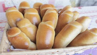 Receita de Pão Caseiro – Rende 18 Unidades