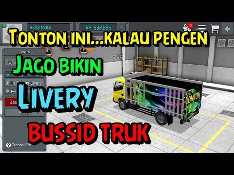 bussid truk