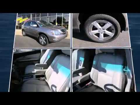 2005 Lexus Rx 330 4dr Suv Awd Thundercloud Edition Youtube