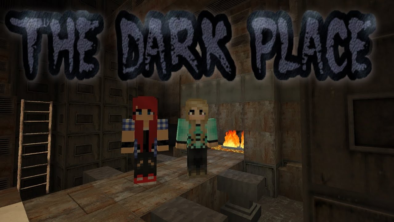 Map Horror Multiplayer World Map Full Maps - Horror maps fur minecraft