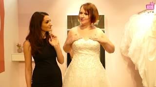 Curvy Bride Hochzeitskleider | Das sollten kurvige Bräute beim Kauf des Brautkleides beachten