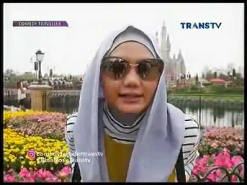Comedy Traveler Episode 1 : Disneyland Shanghai China 19 November 2016