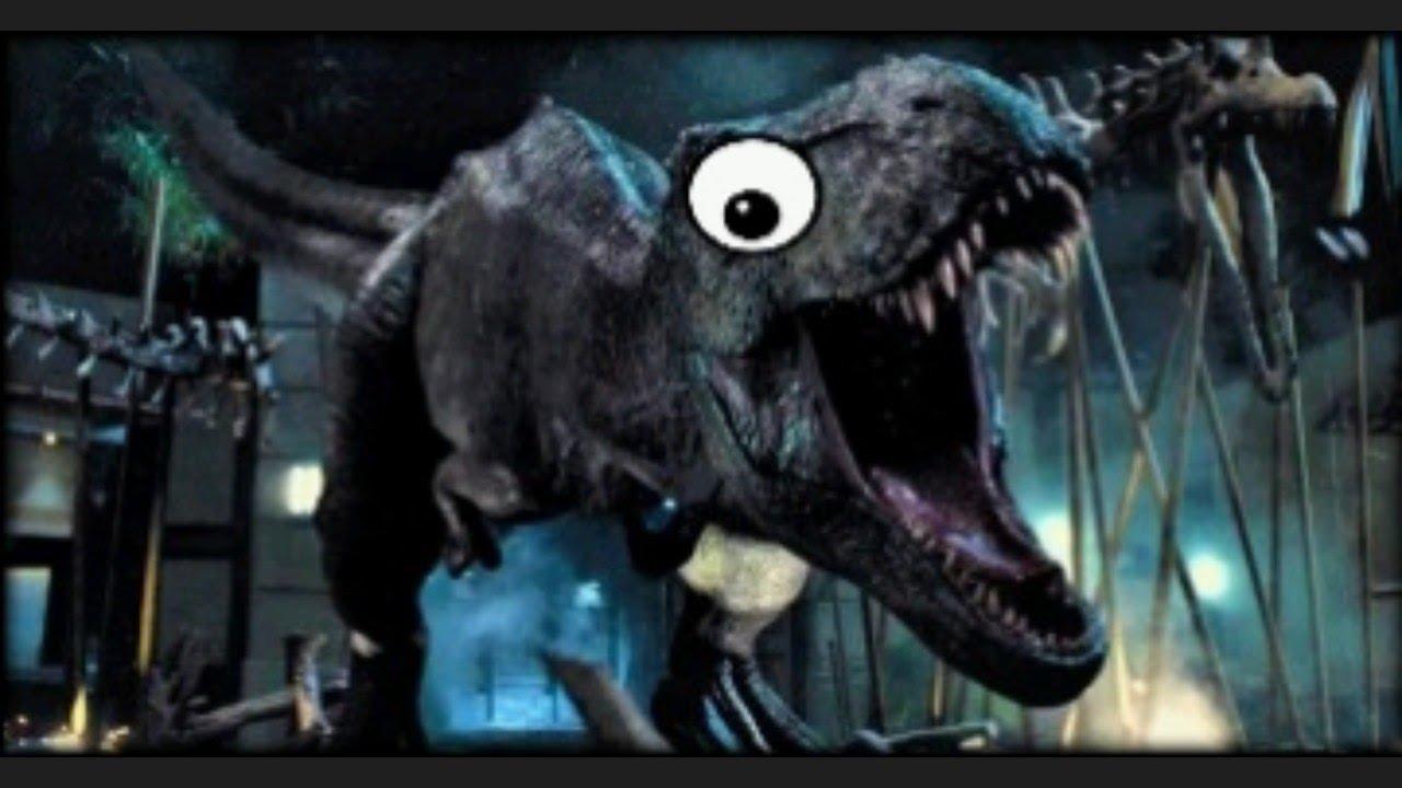 Jurassic World Is Complete Garbage