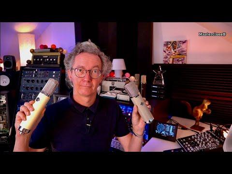 The Warm Audio WA251 vs Vintage Telefunken ELAM 251 vs AKG C24 vs Microphone Parts 12-251 SHOOTOUT