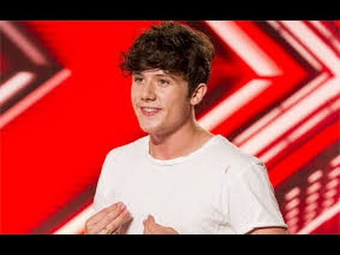 Ryan Lawrie - The Vamps' Oh Cecilia - Full Segment - Auditions - Week 1 - X Factor UK 2016