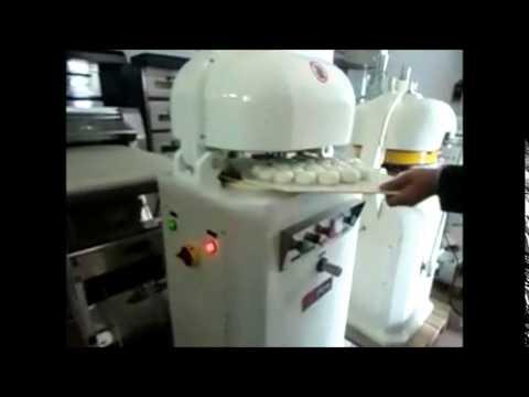 C3 Dough divider rounder (Mesin Pembulat doh)