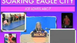 J. Colin English The Coolest School News Broadcast Thumbnail