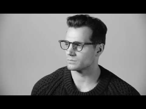 Henry Cavill For Boss Eyewear Campaign Youtube
