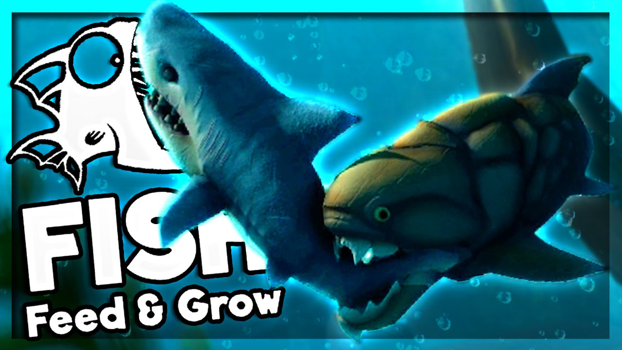 How to be invincible almost feed and grow fish youtube for Feed and grow fish the game