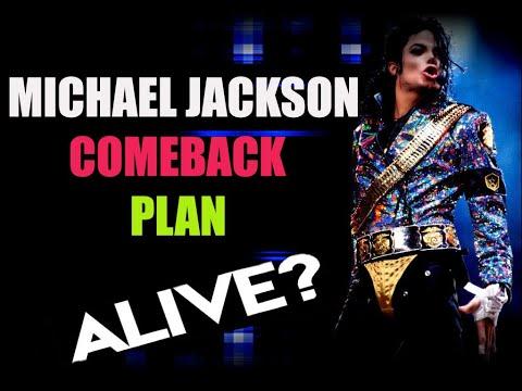 Michael Jackson is ALIVE   COMEBACK PLAN   Secret information Part 3