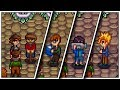 Looking For Secret Wedding Appearances - Stardew Valley