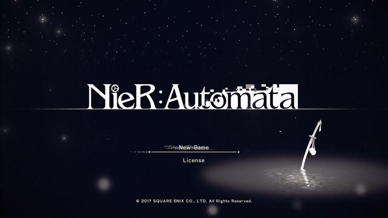 「nier automata eエンド」の画像検索結果