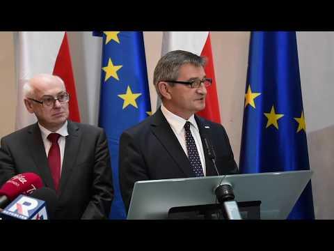 Strasburg: Wystąpienie Marszałka