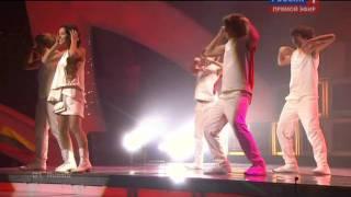 Катя Рябова-Как Ромео и Джульетта.03.12.2011.Евровидение-2011