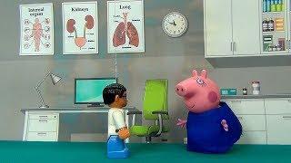 Время, когда РОДИЛАСЬ ПЕППА. Часть первая. День рождения Свинки Пеппы. Мультик для детей