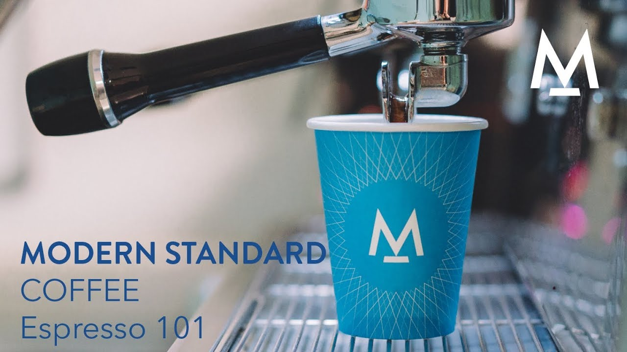 Modern Standard Coffee How To Make Espresso