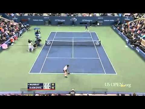 Murray vs Djokovic - Us Open 2012 Final Highlights [HD]