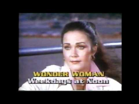 1988 WYAH Promo and ID (Wonder Woman).wmv